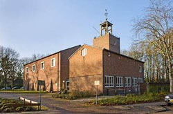 Cantorij Bergkerk Amersfoort
