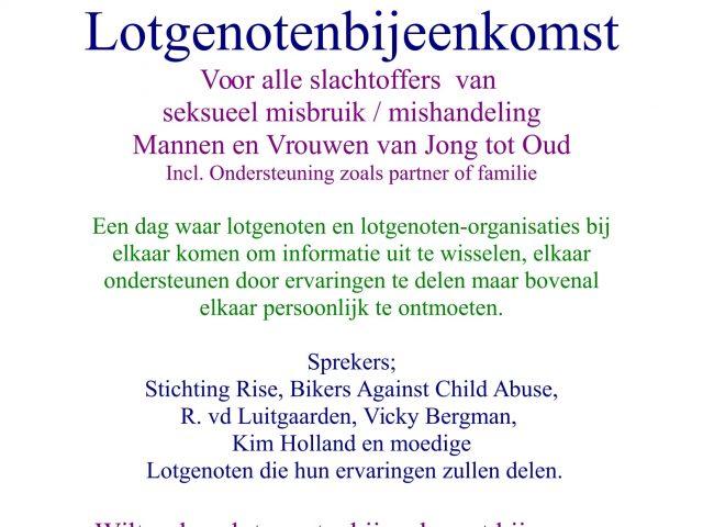 Lotgenoten seksueel misbruik / mishandeling