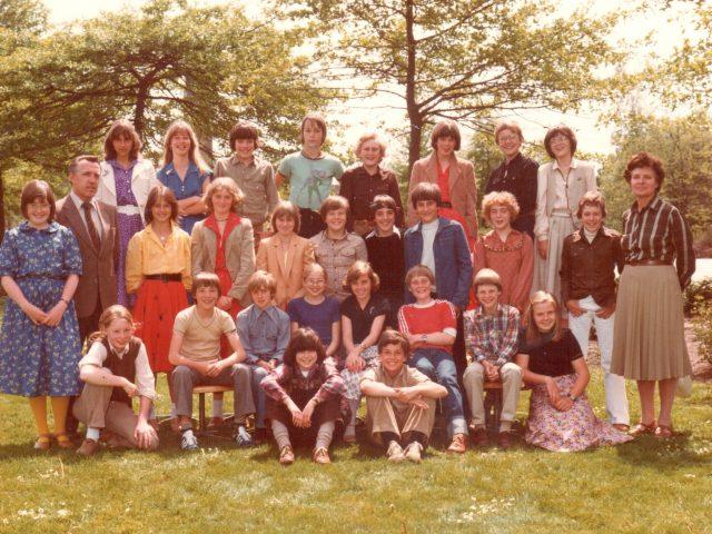 RK Basisschool Prinsejagt (klas 6-1979)